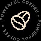 濃郁, 咖啡味道強勁