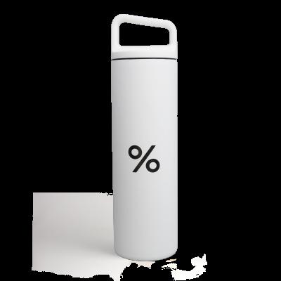 % 20oz Bottle
