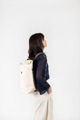 % Backpack S White