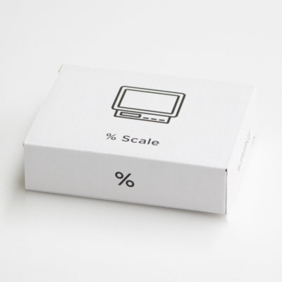 % Scale
