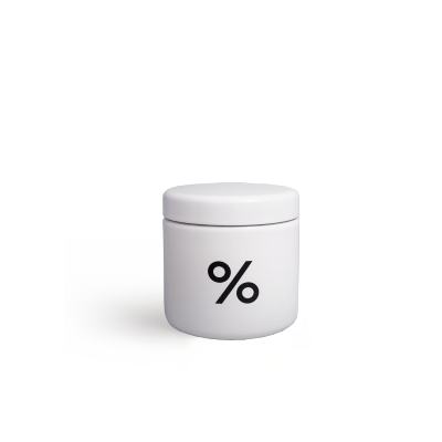 % Canister M