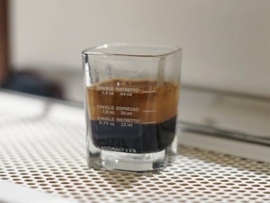 %  Shot Glass