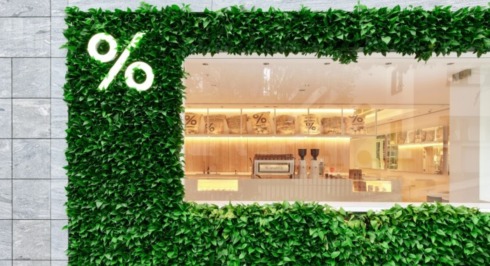 % Arabica Hong Kong Roastery